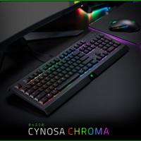 Razer Cynosa Chroma - Multi-color Membrane Gaming Keyboard