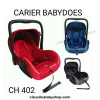 Babydoes Carrier CH402 / baby carier / dudukan mobil bayi