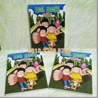 Komik Islami - REAL MASJID KOMPLET RMK 1 2 3 4 - Tony Trax Best Seller