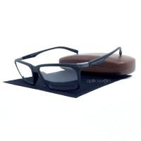 Paket Free Lensa Minus - Frame Kacamata Porsche Design TR90 Ultralight