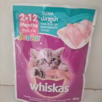 Whiskas Tuna Junior 2 - 12, 85gr