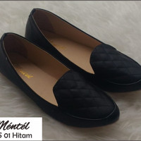 Sepatu wanita flat shoes MFS 01