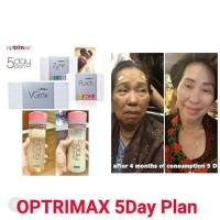 5 day plan optrimax / diet dalam 5 hari / penyembuh penyakit lever