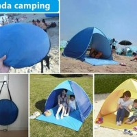tenda beach shade tenda camping buka otomatis