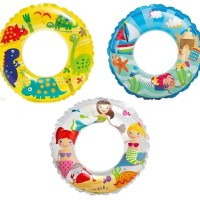 pelampung ban renang anak bulat swim ring intex 59242 murah promo kids
