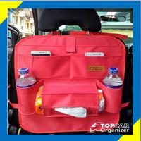 Car Organizer Red