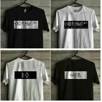 Kaos / tshirt / baju Exo Planet bisa ganti nama belakang