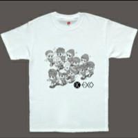 Kaos / tshirt / baju Exo