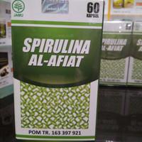 ekstrak Spirulina 60 kapsul