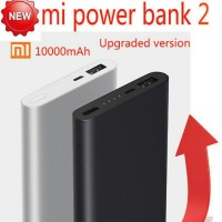 Powerbank xiaomi Mi2 10000Mah Original 100% By Tam