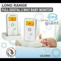 Little Giant Baby Monitor Full Di gital 2Way