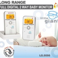 Little Giant Digital 2 way Baby Monitor