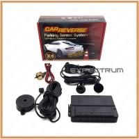 Sensor Parkir Mobil / Sensor Mundur Mobil 2 Titik Bunyi Beep