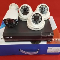 Paket CCTV 4 Camera SPC 2MP