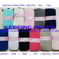 GAP Legging Polos Tutup Kaki | Legging Bayi | baju Bayi