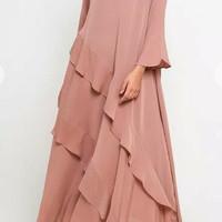 Baju gamis wanita dress raffani