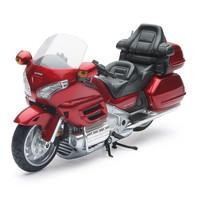 Jual Diecast Miniatur Motor Harley Honda Goldwing skala 1/12 Newray