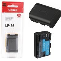 Baterai Canon 7D 6D 60D 70D 5DII 5DIII Batre Batrai Battery EOS LP E6