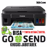 Printer Canon G3000 / G 3000 Multifunction All in One Inkjet Printer
