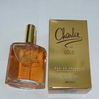 REVLON PARFUM CHARLIE GOLD 100 ML100% ORI/MINYAK WANGI/PENGHARUM TUBUH