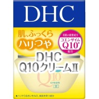 DHC Q 10 Cream II (SS) 20 g JAPAN CoQ10, Vitamin E and Collagen