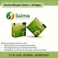 promo Savina Minyak Zaitun Plus Kolagen Tazakka Sabun Wajah