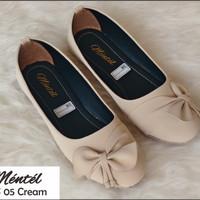 Sepatu wanita flat shoes MFS 05