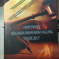 HIMPUNAN KEBIJAKAN MAHKAMAH AGUNG 2017