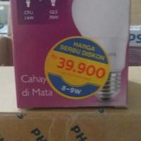 Lampu LED Bulb Philips 8W