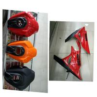 PAKETAN VARIASI MOTOR CBR 150 FACELIFT / KONDOM TANGKI / UNDERCOWL