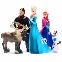 FG05 Figure Set isi 5 Frozen