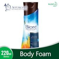 BIORE Body Foam Dancing Beach Bottle 220 ml