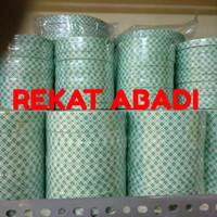Double Tape hijau batik 3M 4032 12mmx4,5m