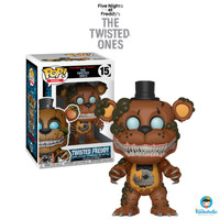 Funko POP! Five Nights at Freddy's The Twisted Ones - Twisted Freddy