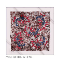 Hijab Turki Velvet Silk EBRU YZ18-293
