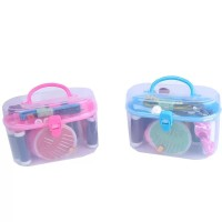MINI Alat Set Jahit   mini Sewing Oval Set For Traveling