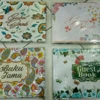 souvenir pernikahan buku tamu murah
