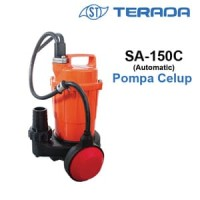 Pompa Celup Air Keruh Terada SA-150C (Automatic) Made in Japan