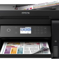 Printer Epson L6170 Wi-Fi Duplex All-in-One-ADF-Ethernet Kertas F4
