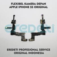 FLEXIBEL KAMERA DEPAN APPLE IPHONE 5S ORIGINAL KD-002812