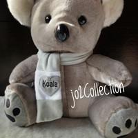 Boneka koala syal