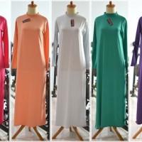 Dalaman Gamis baju muslim kaftan manset panjang for sale PROMO D