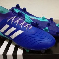 TERMURAH Sepatu Bola Soccer Adidas Predator 18 1 Deadly Strike FG BES