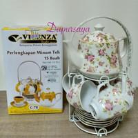 Tea set Vicenza C78N