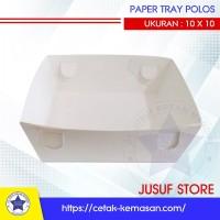 Paper Tray Polos 10*10