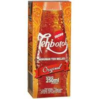 Teh Botol Sosro Kotak 250 ml