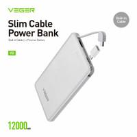 Power Bank VEGER 12000 Mah