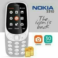 Microsoft Nokia 3310 - Garansi Resmi