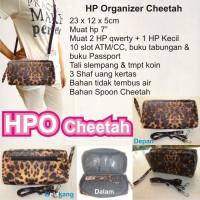 Dompet HP motif cheetah CoD dan dropship - Condet Jakarta