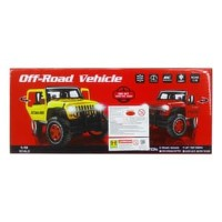 Mainan Anak - Remote Control OffRoad Vehicle RC Mobil Jeep Wrengler